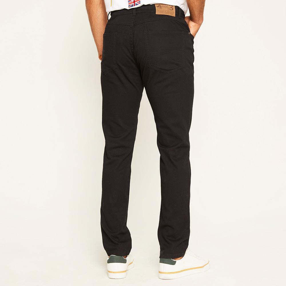 Pantalon Slim Hombre The King S Polo Club image number 2.0