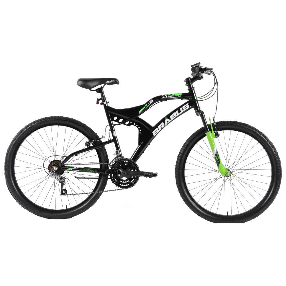 Bicicleta Mountain Bike Brabus Hawk2600ss / Aro 26 image number 0.0