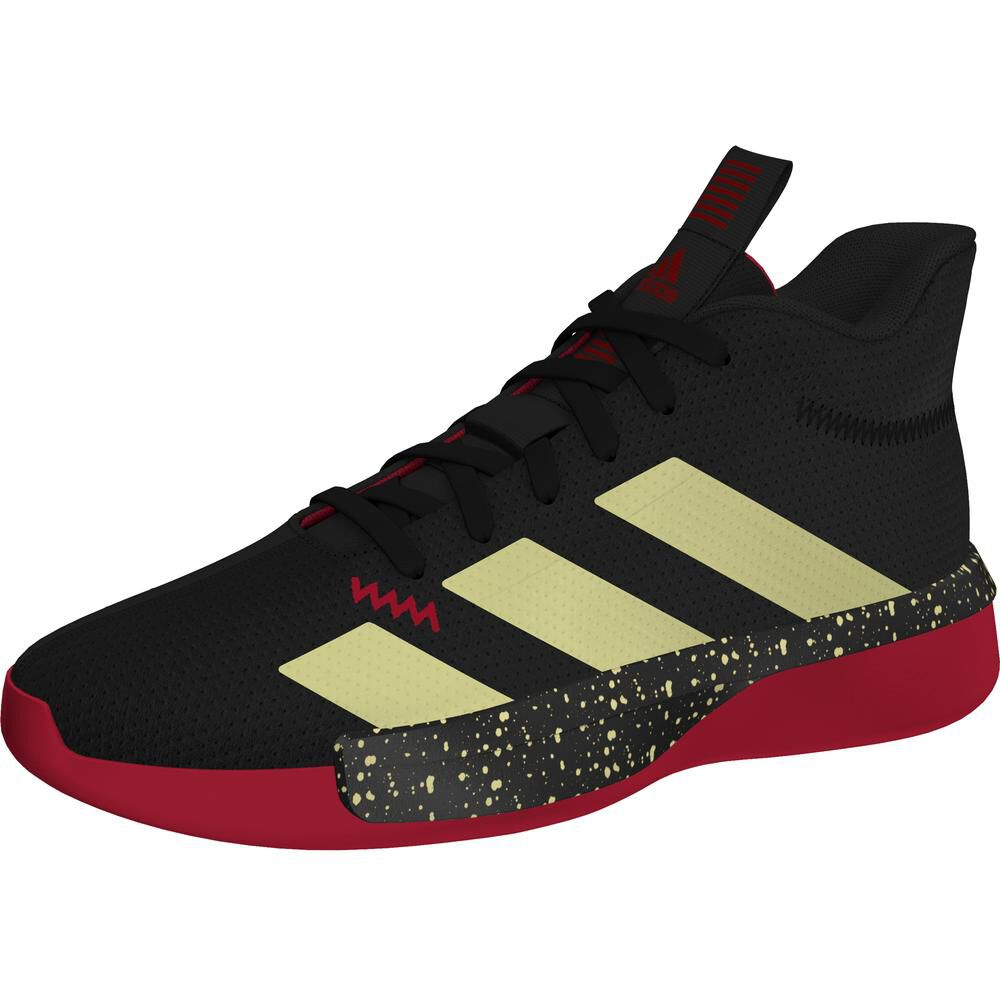 Zapatilla Basketball Hombre Adidas Pro Next 2019 image number 0.0