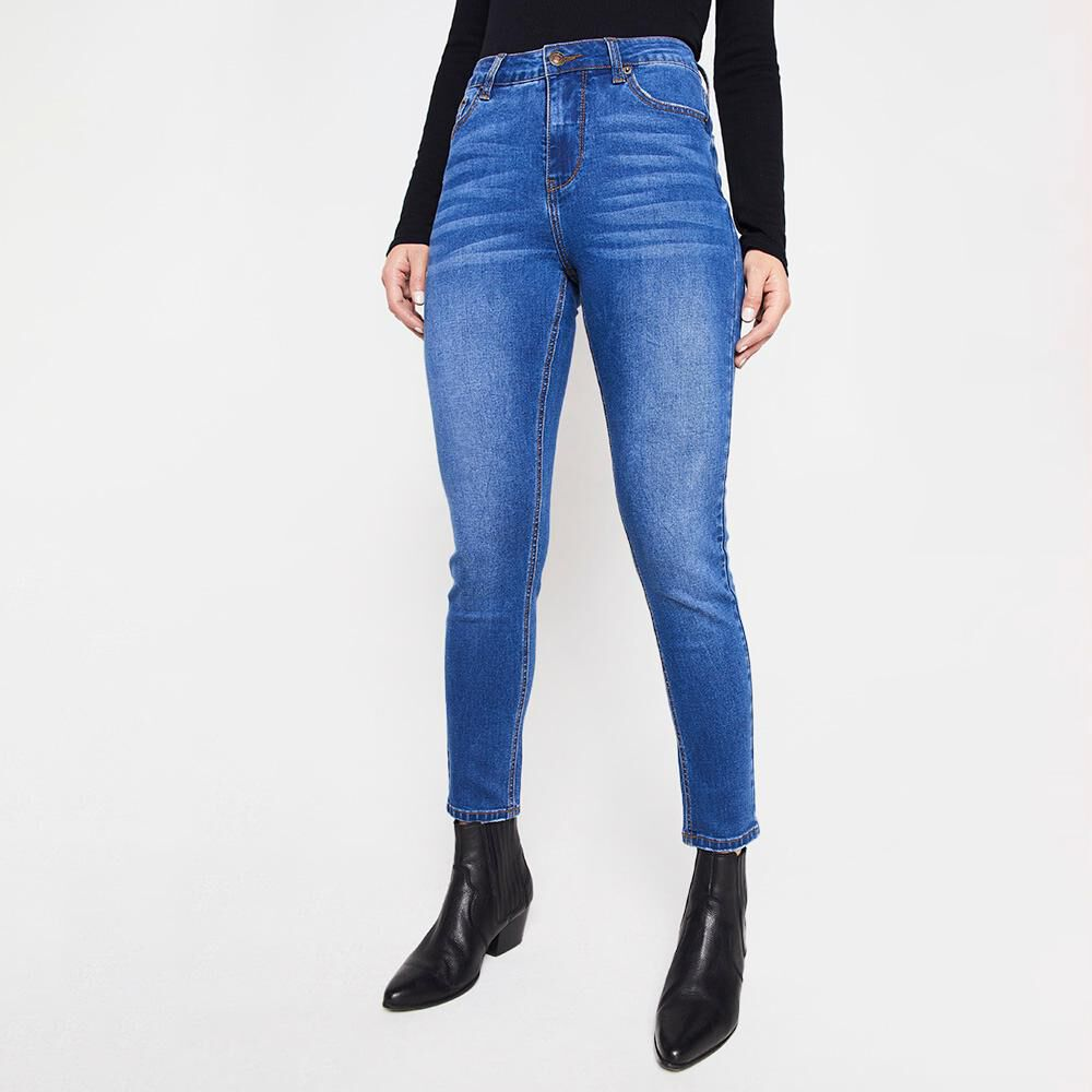 Jeans Mujer Kimera image number 0.0