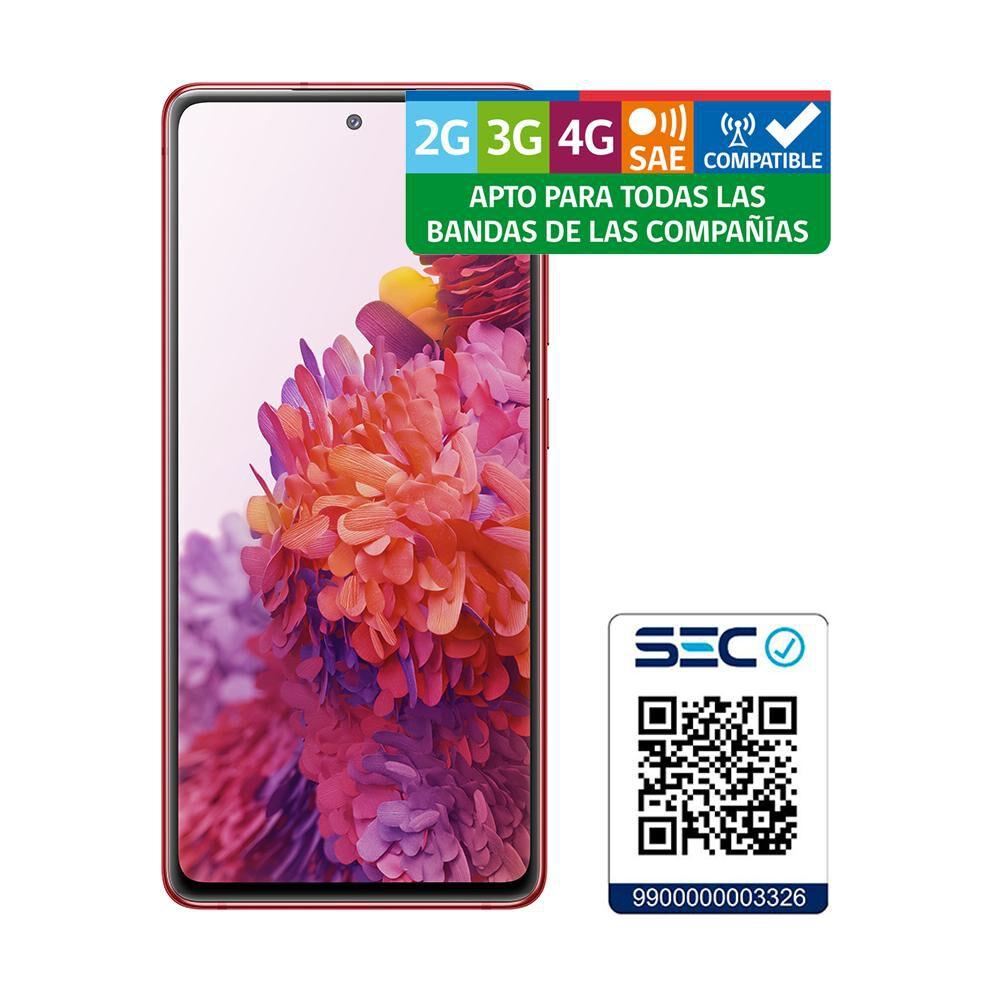 Smartphone Samsung S20 Fe Cloud Red / 128 Gb / Liberado image number 7.0