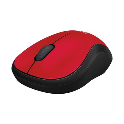 Mouse Gamer Logitech M185 Rd  -
