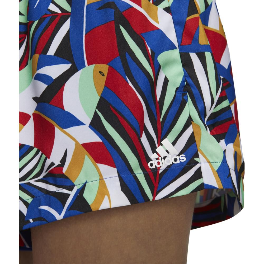 Short Mujer Adidas X Farm image number 4.0