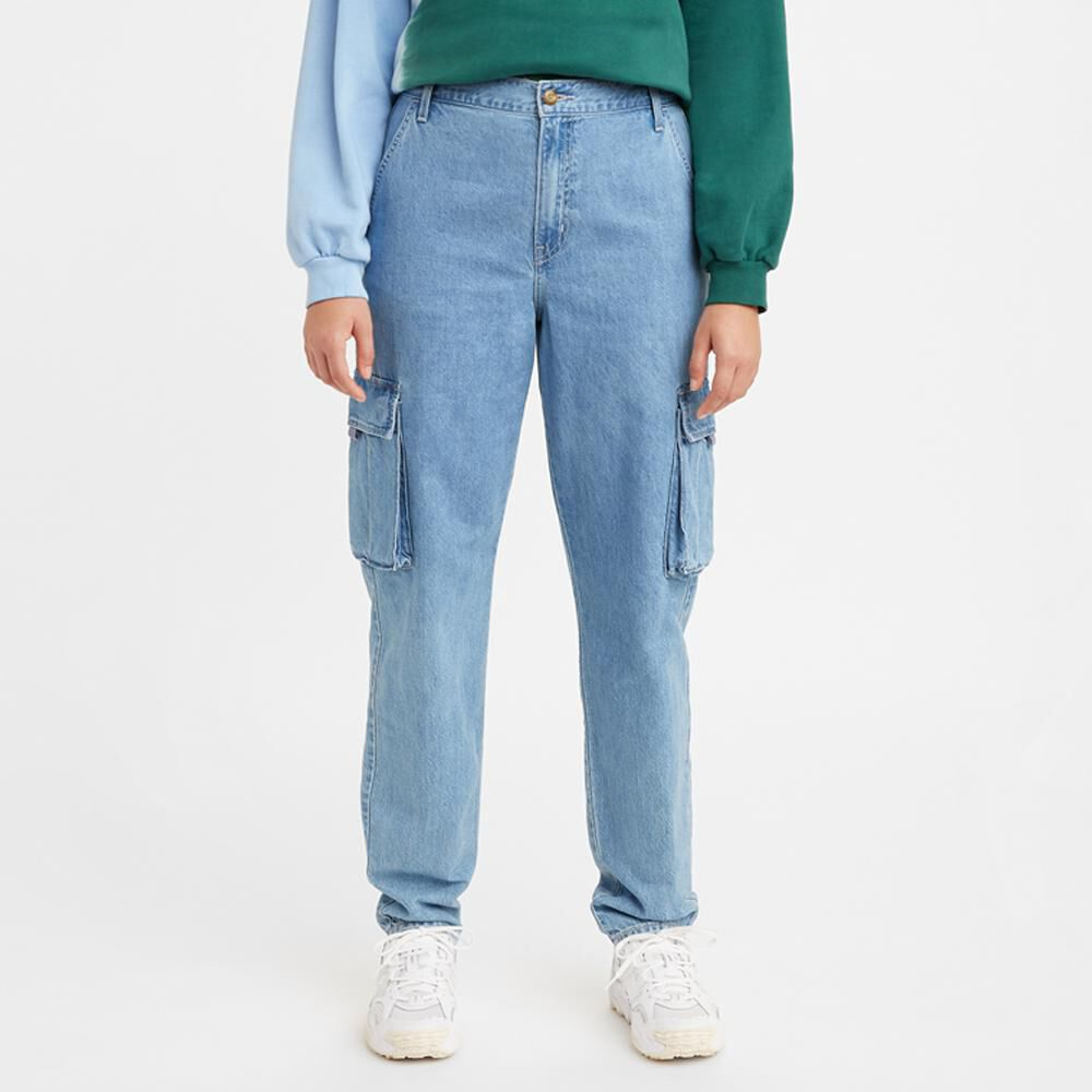 Jeans Mujer Levi's image number 0.0