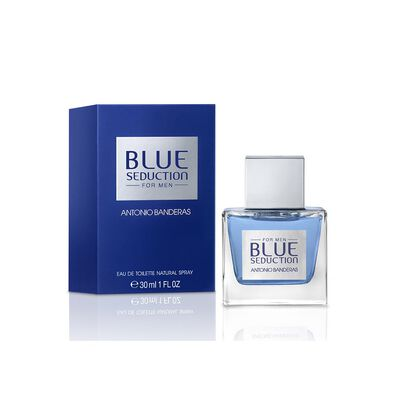 Perfume Antonio Banderas Blue Seduction Men Edt / 30 Ml / Edt /