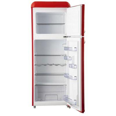 Refrigerador Libero Top Mount Lrt-210Dfrr / Frío Directo / 203 Litros