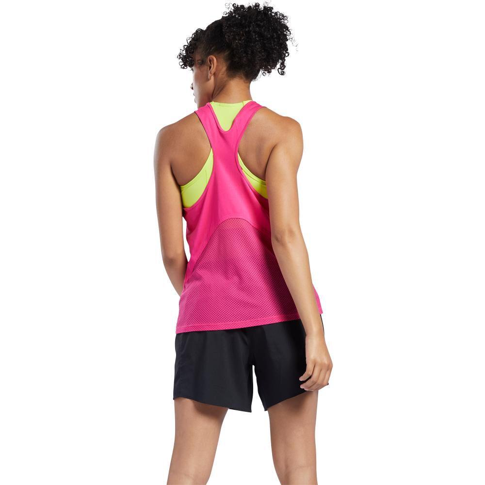 Polera Mujer Reebok Workout Ready Run Speedwick Tank image number 0.0