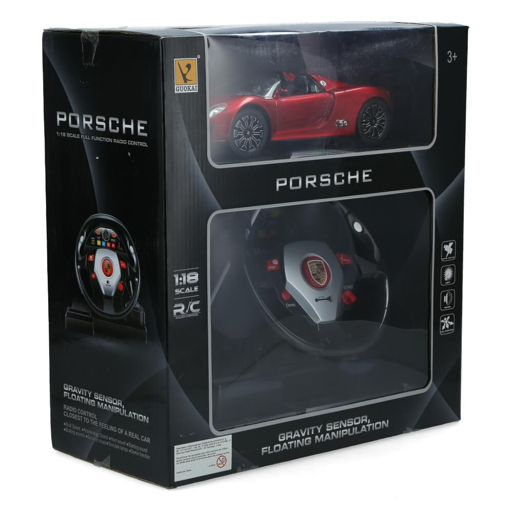 Auto Radiocontrolado Hitoys Porsche image number 1.0