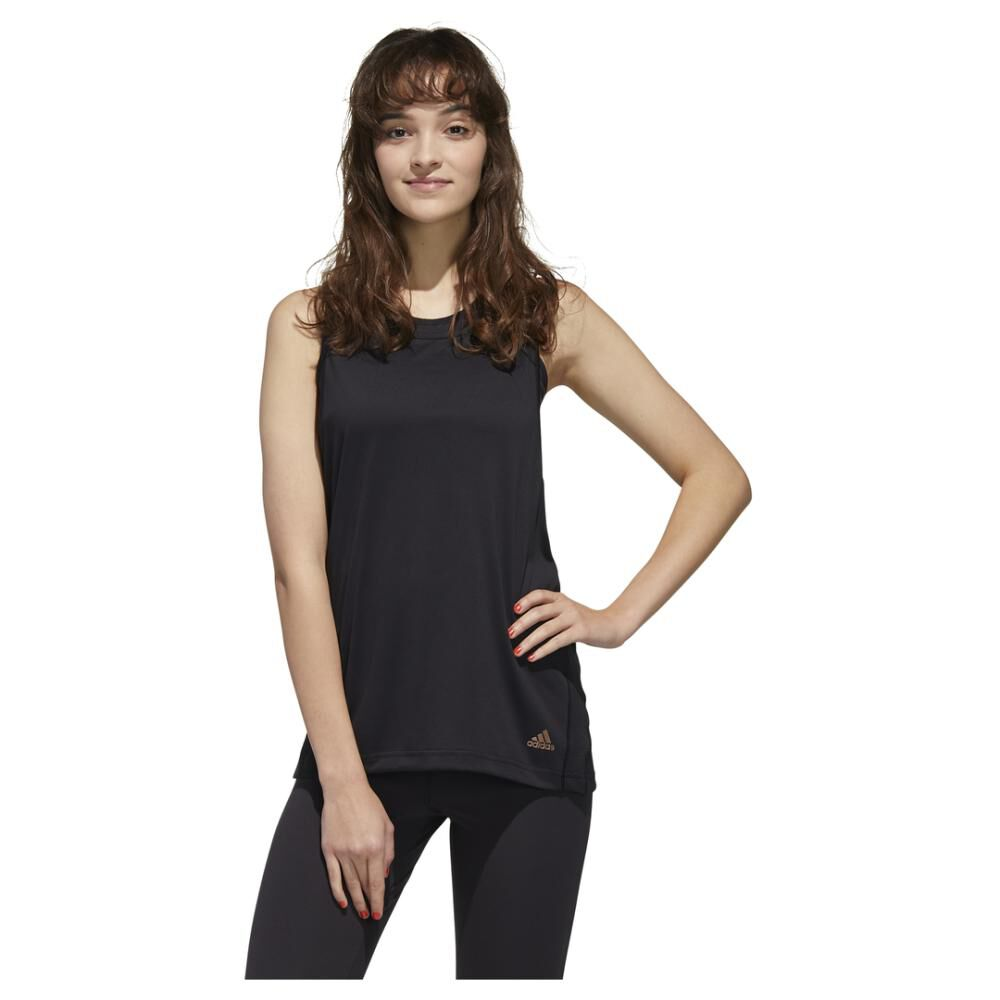 Polera Mujer Adidas Sin Mangas Adidas X Zoe Saldana Collection Women image number 0.0
