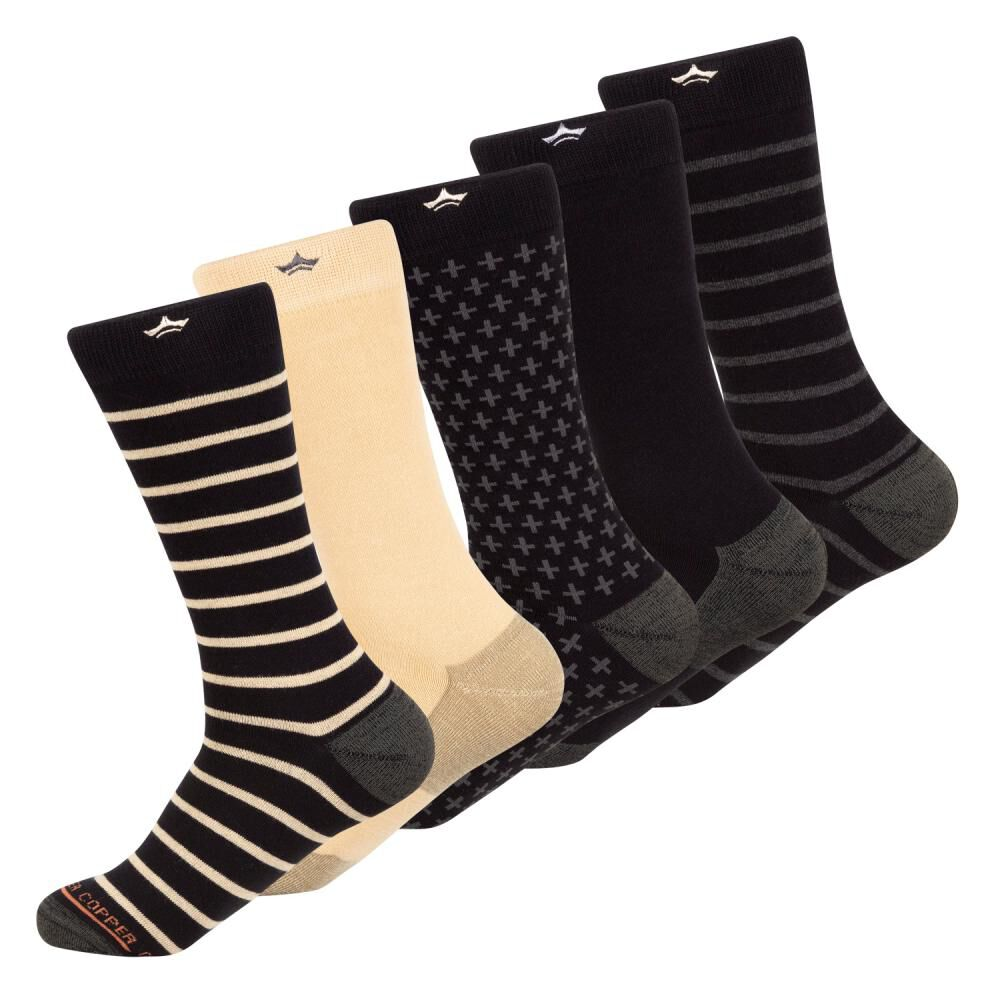 Calcetines Palmers   / 5 Pares image number 0.0