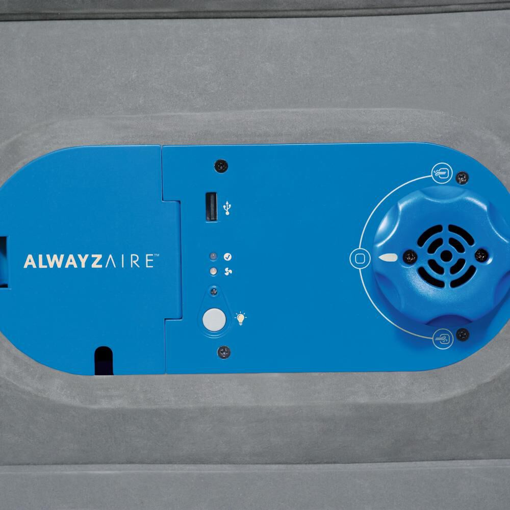 Colchon Inflable Electrico Bestway Alwayzaire Queen image number 3.0
