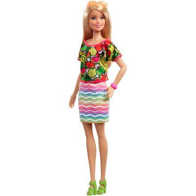 Barbie Fash + Cray Sorpresa De Frutas