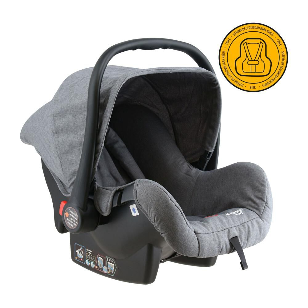 Coche Travel System Baby Way Bw-414G20 image number 2.0