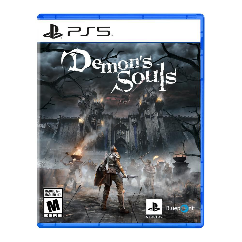 Videojuego Ps5 Demon's Souls image number 0.0