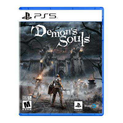 Videojuego Ps5 Demon's Souls
