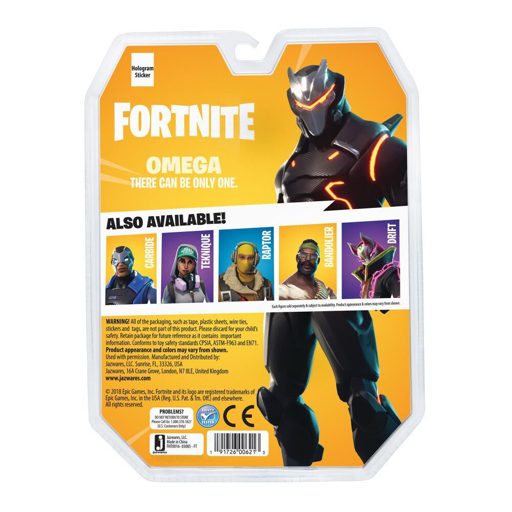 "Figuras De Accion Fortnite Fig 4""C/Acc Y Sombrilla image number 2.0"