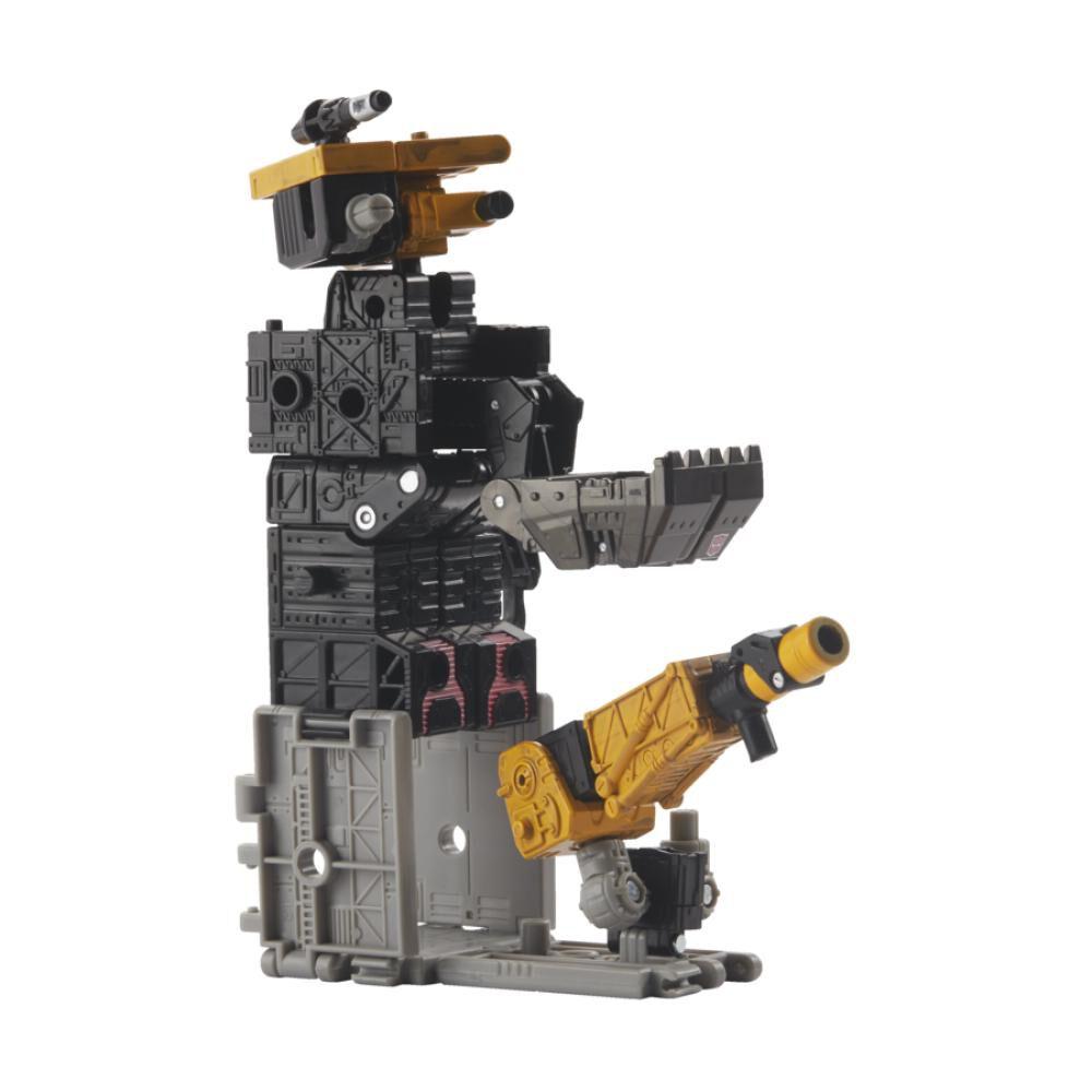 Figura De Accion Transformers Gen Wfc E Deluxe Ironworks image number 1.0