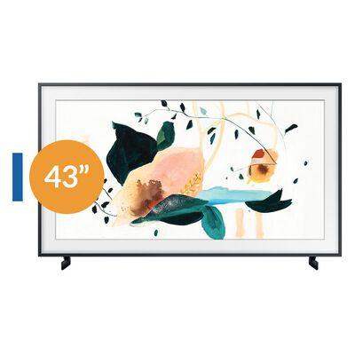 "Qled Samsung The Frame Qn43Ls03 / 43"" / Ultra Hd / 4K / Smart Tv"