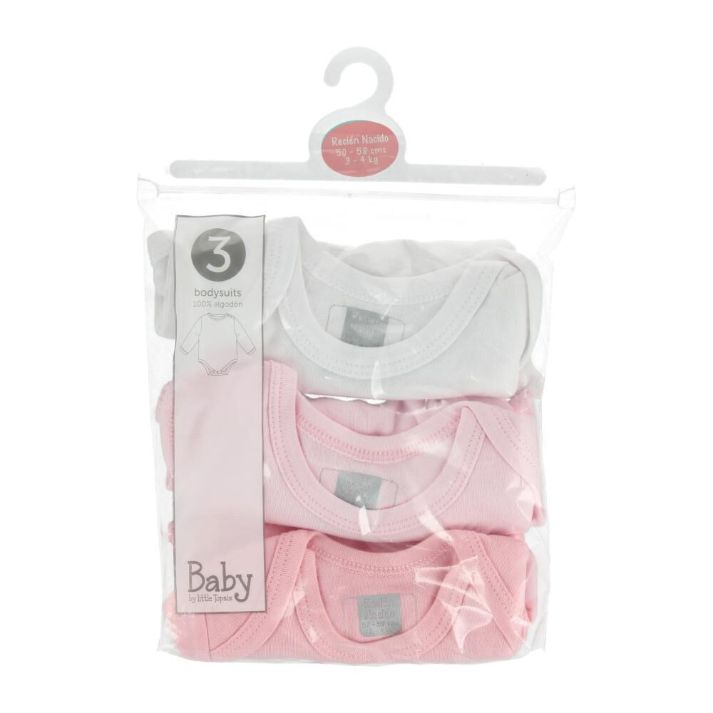 Pack Body Recién Nacido Baby image number 0.0