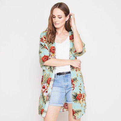 Kimono Print Mujer Kimera