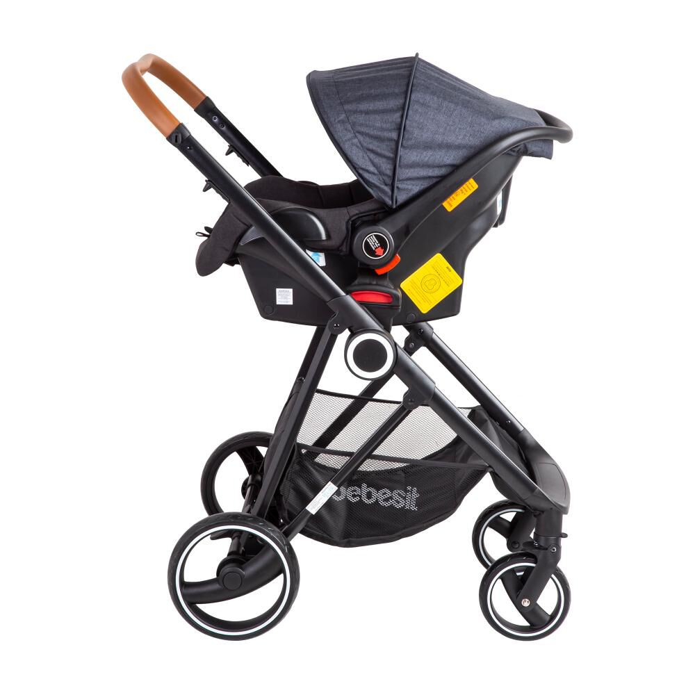 Coche Travel System Bebesit Cosmos image number 1.0
