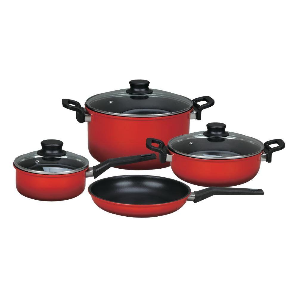Bateria De Cocina Casaideal Degrade / 7 Piezas image number 0.0