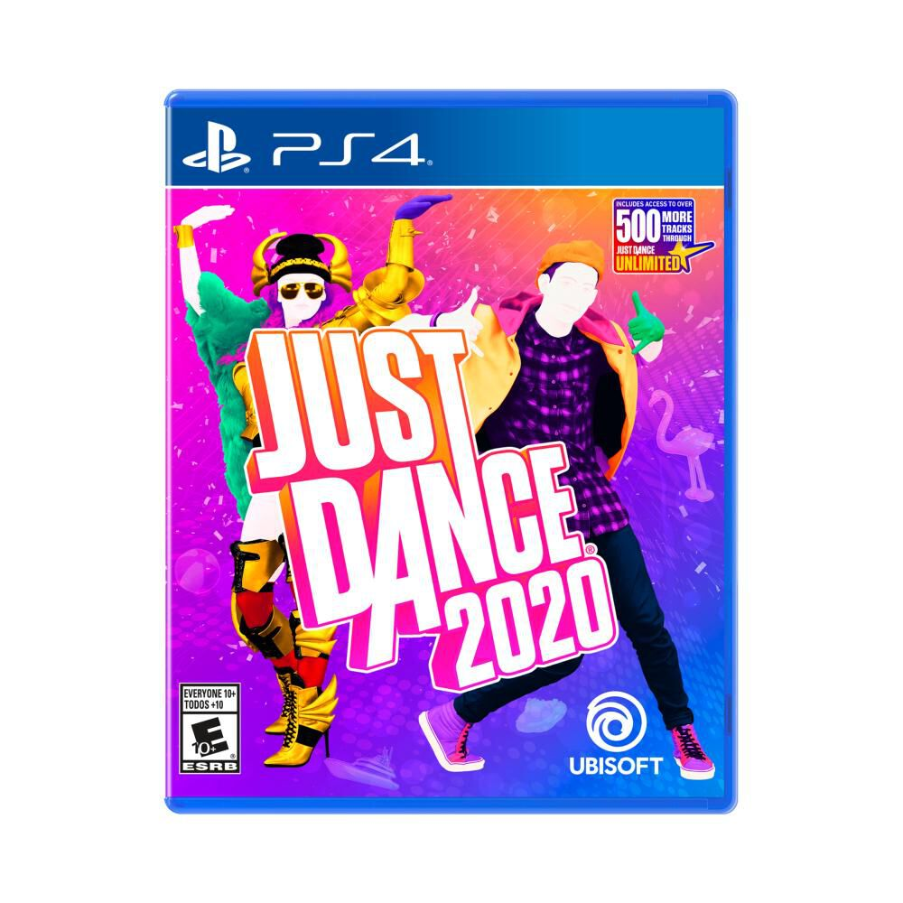 Juego Ps4 Just Dance 2020 image number 0.0