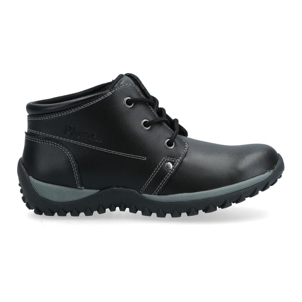 Zapato Escolar Niño Pluma image number 1.0