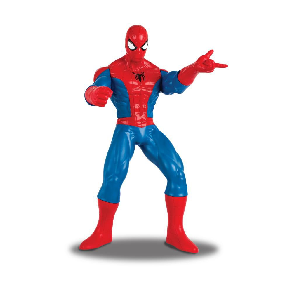 Figura De Acción Avenger Spider Man Revolution image number 1.0