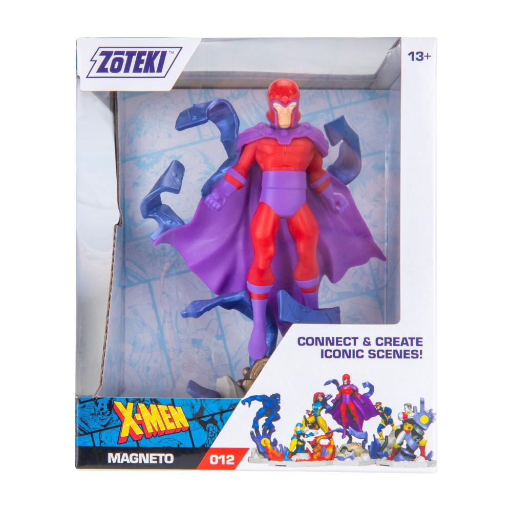 Figura De Acción Zoteki X-men Magneto image number 1.0