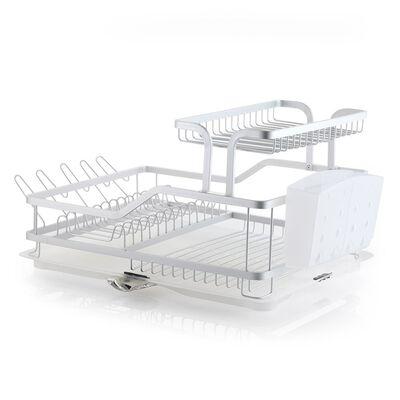 Secador De Platos Fta Aluminio