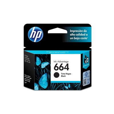 Hp 664 Black Ink Cartridge