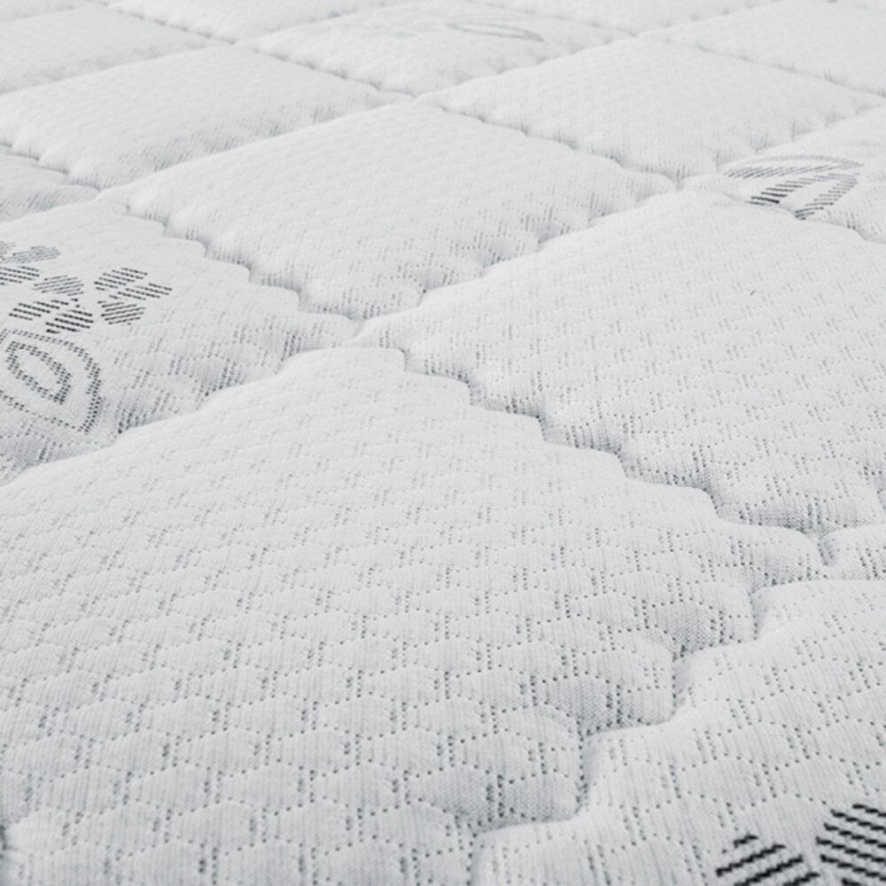 Cama Europea Celta Supreme / 1.5 Plazas / Base Normal + Textil image number 2.0