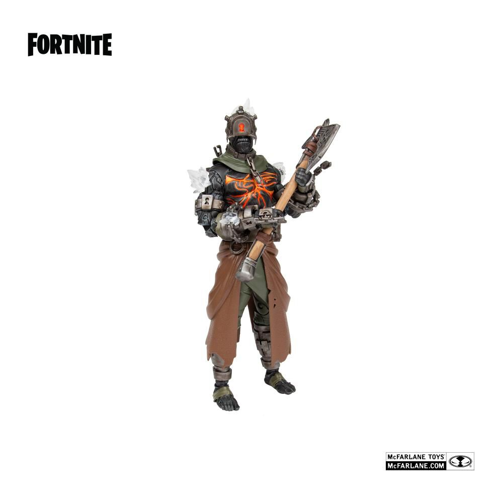 """Fnt10724 Fig Accion Fornite 7""""The P image number 5.0"""