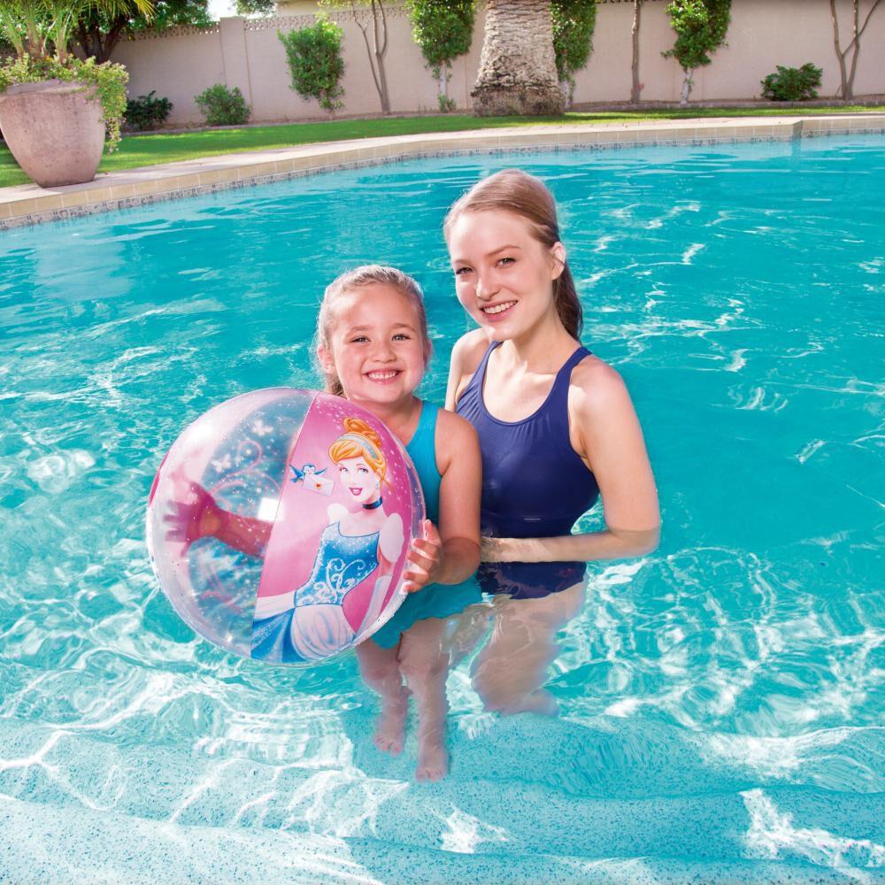 Pelota Inflable Bestway Princesas image number 1.0