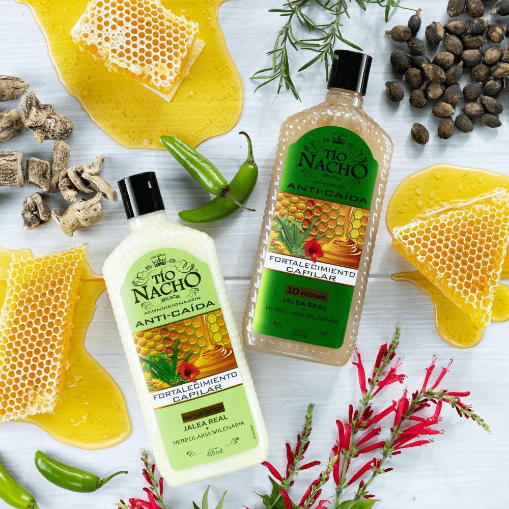 Pack Shampoo + Acondicionador Tío Nacho Herbolaria image number 2.0