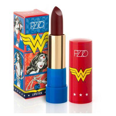 Labial Darkred Matte 3,5 Gr Wonder Woman