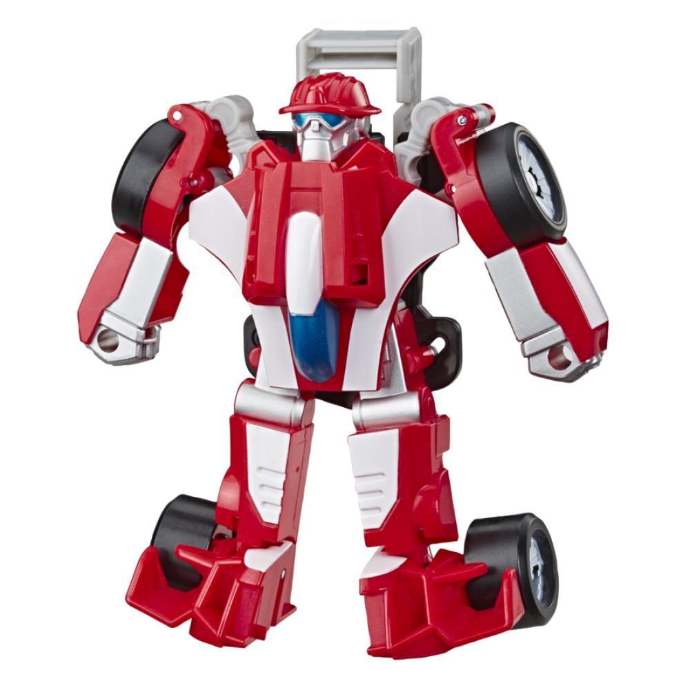 Figura De Accion Transformers Tra Rbt Heatwave F1 image number 1.0