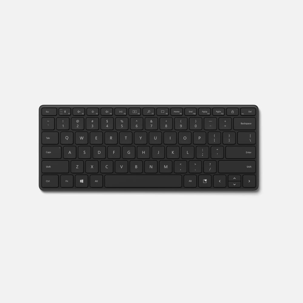 Teclado Microsoft Designer Compact Keyboard image number 0.0