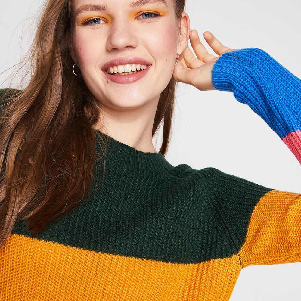 Sweater  Mujer Freedom image number 3.0