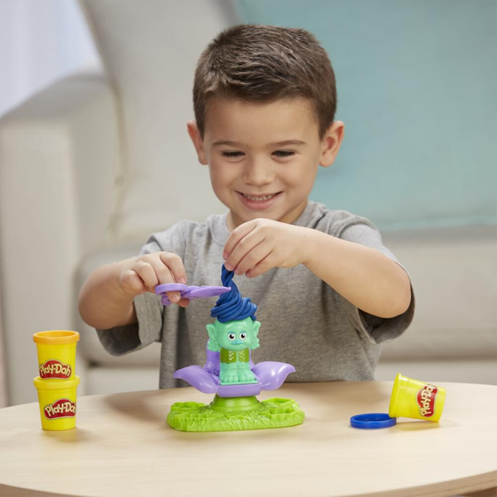 B9027 Play-Doh Trolls Salón De image number 3.0