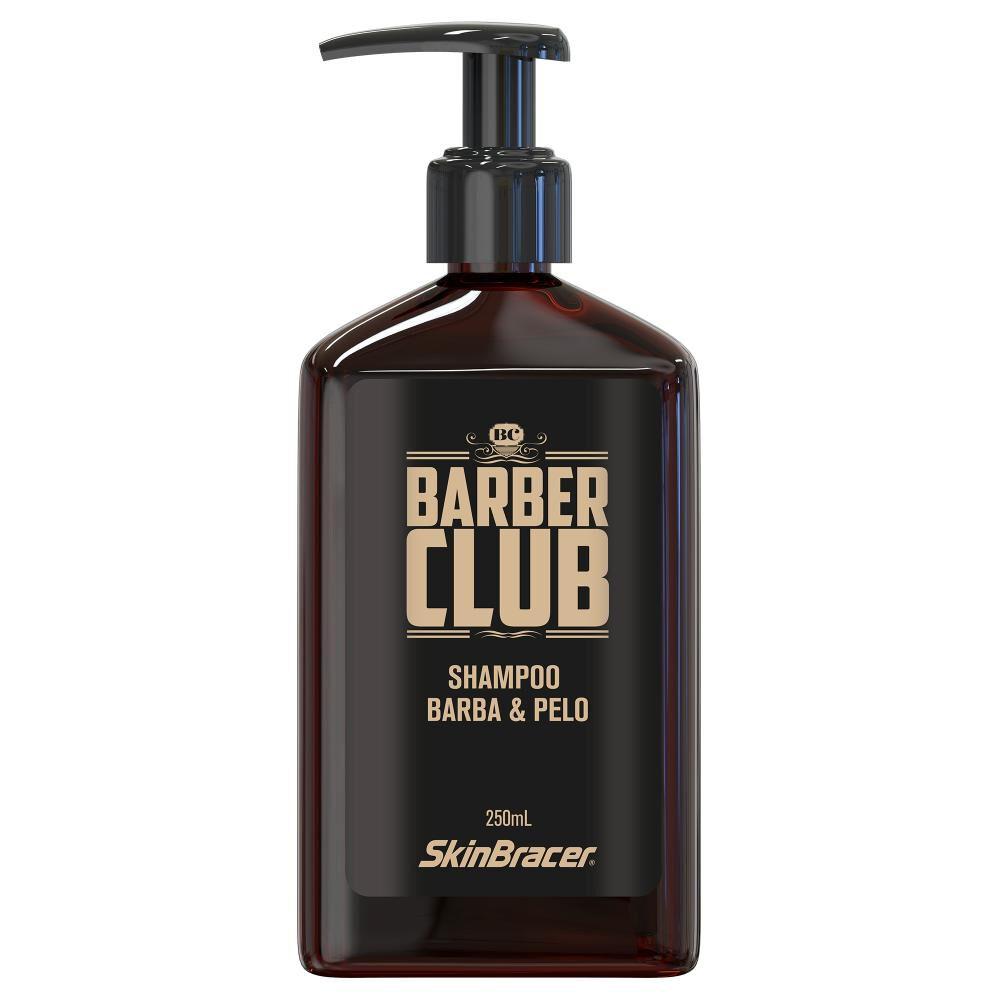Shampoo Para Barba Y Pelo Skin Bracer / 250 Ml image number 0.0