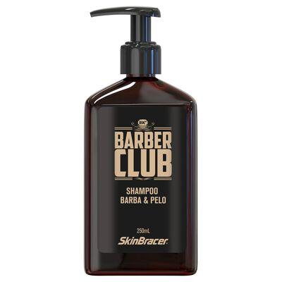 Shampoo Para Barba Y Pelo Skin Bracer / 250 Ml