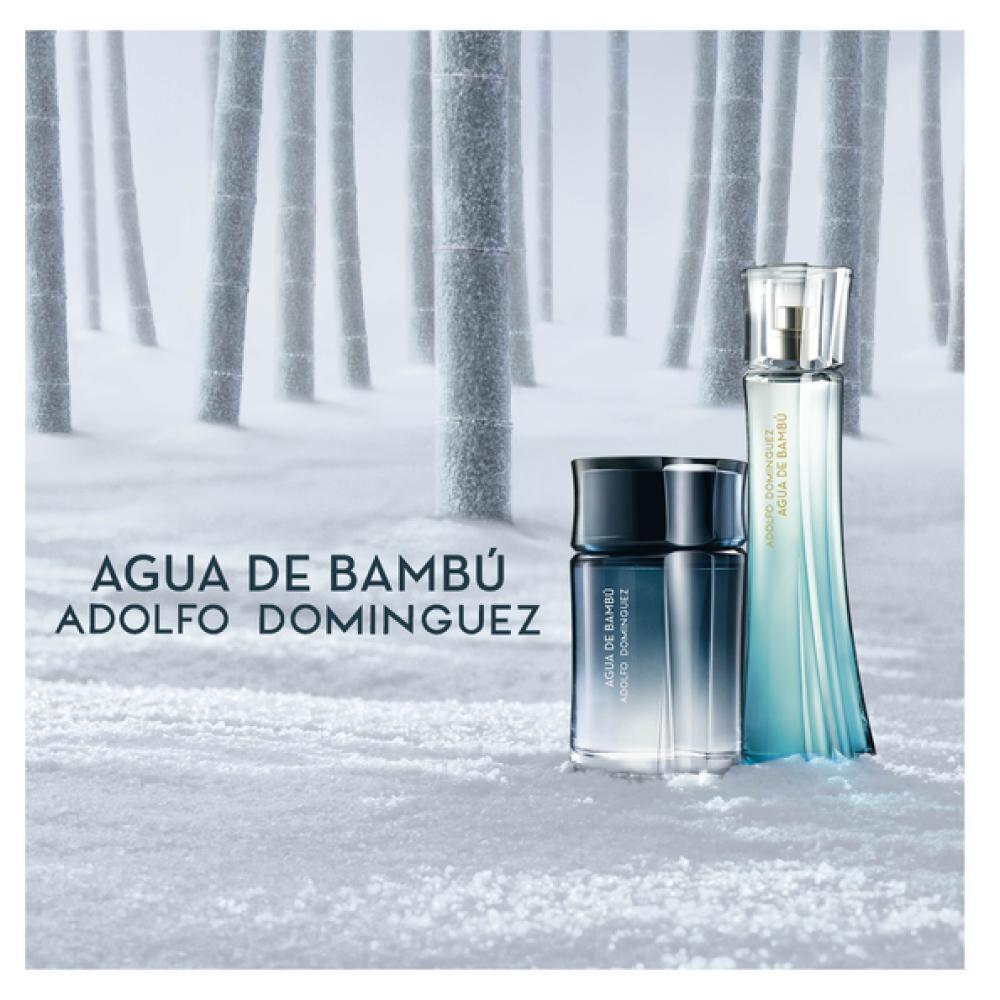 Estuche Agua De Bambú Adolfo Dominguez / Eau De Toilette / 50ml + Vial 20ml image number 2.0