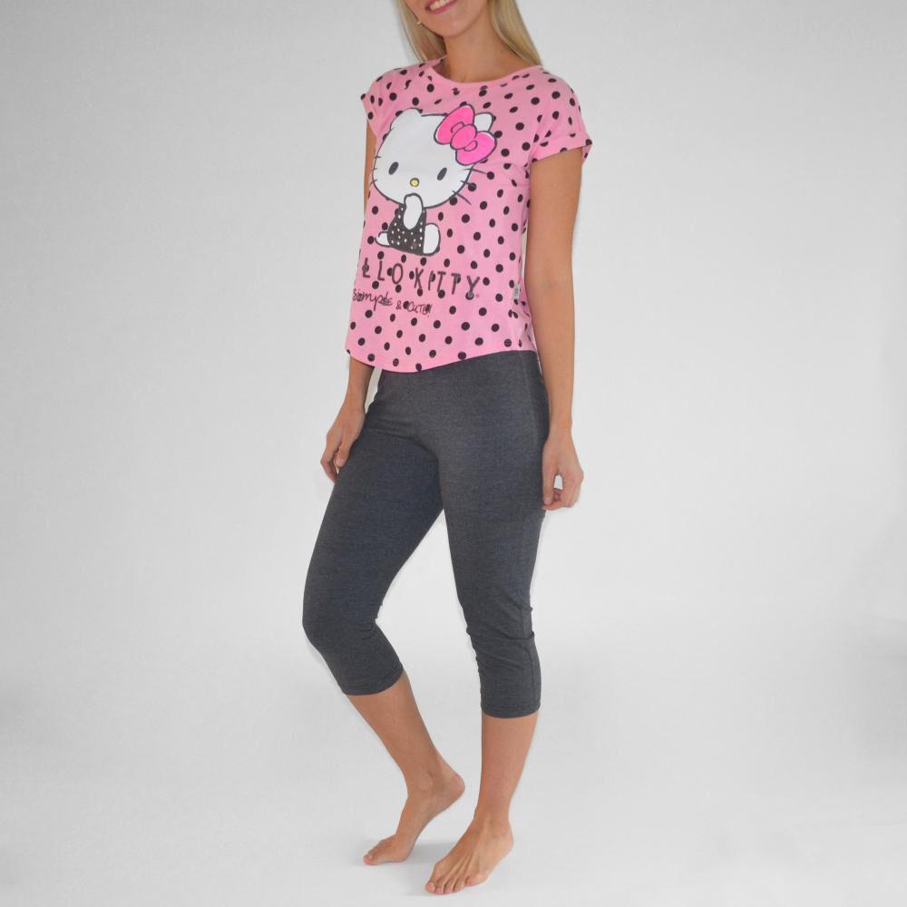 Pijama Mujer Hellow Kitty image number 1.0
