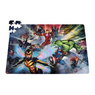 Puzzle 3D De 150 Piezas Marvel