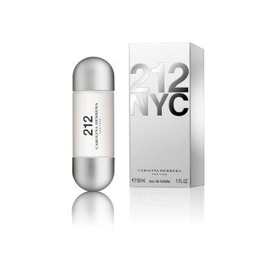 Perfume Carolina Herrera 212 Nyc Edición Limitada / 30 Ml