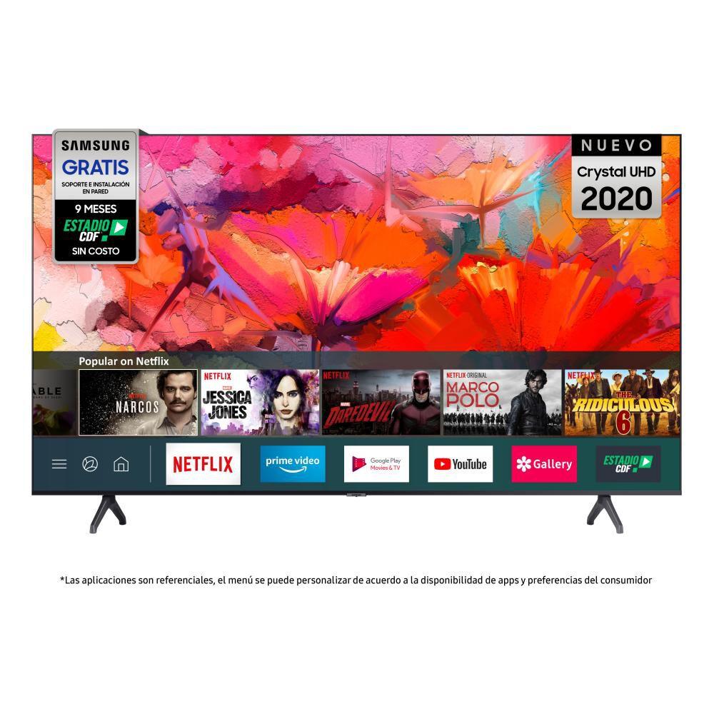 """Led Samsung Un70 / 70"""" / Ultra Hd / 4k / Smart Tv image number 1.0"""