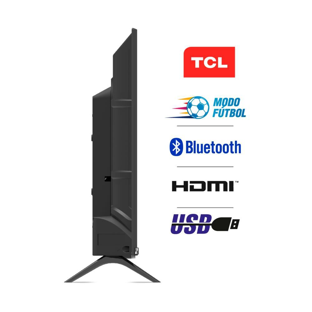 """Led TCL 32s60 / 32""""/ HD / Android Tv image number 3.0"""