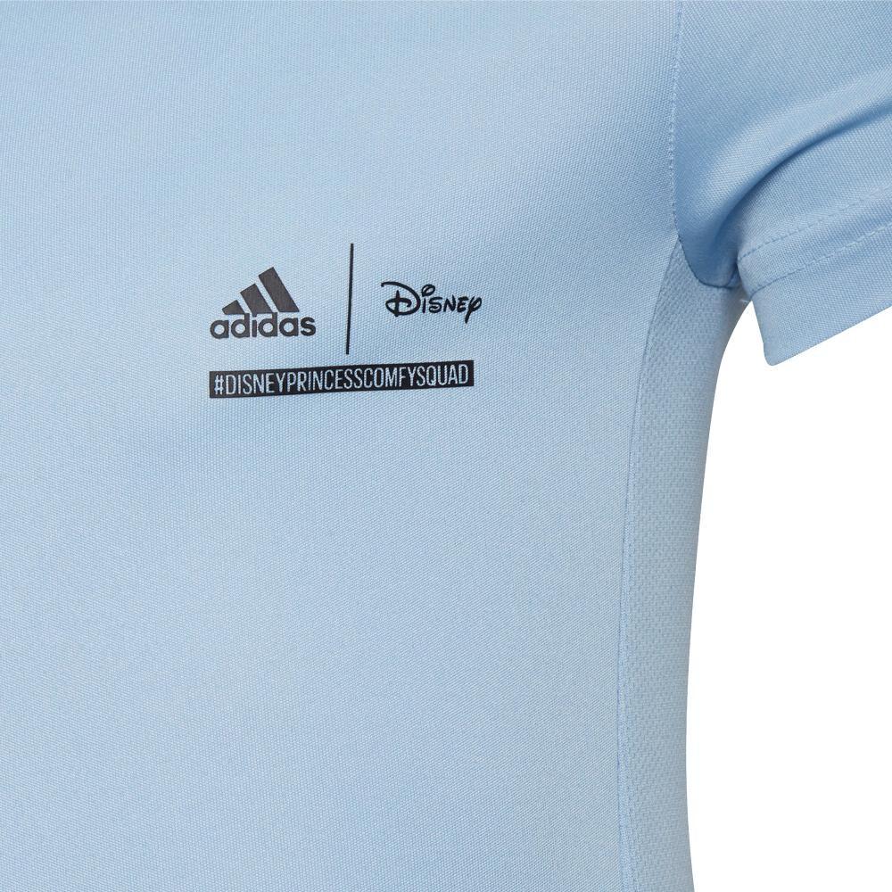 Polera Niña Adidas Disney Comfy Princesses image number 4.0